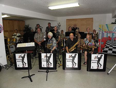 Community Event: Swing Shift Band